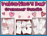 Valentine's Day Fun:  Grammar Bundle