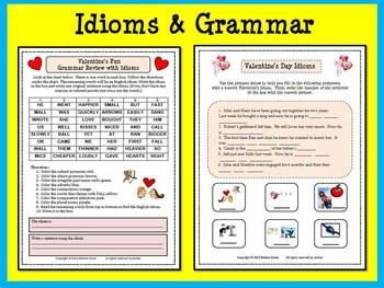 idioms in grammar