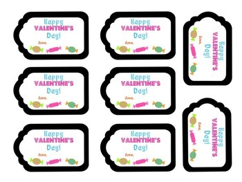 Valentine's Day Fun Pack (games, cards, gift tags, activities, ect)