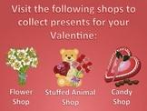 Valentine's Day Game: 1st Grade, pre so-mi reading