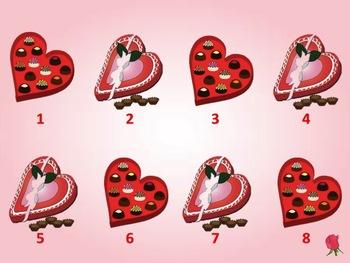 Valentine's Day Game: 3rd grade- ti-tika & low la