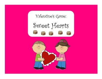 Valentine's Day Game - Sweet Hearts
