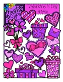 Valentine Clipart Gifts {Creative Clips Clipart}