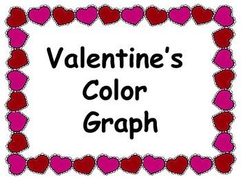 Valentine's Day Graph