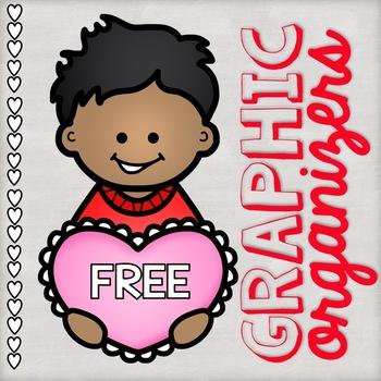 Valentines Day Graphic Organizer