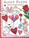 Valentine's Day Graphic Pack