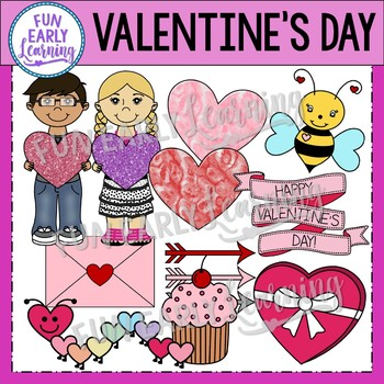 Valentine's Day Graphics Collection {Commercial & Personal Use}