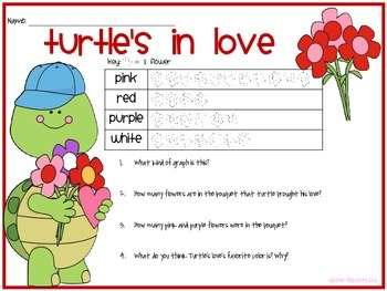 Valentine's Day Graphing