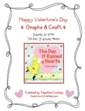 Valentine's Day Graphs & Craft: Inspired by the book The D