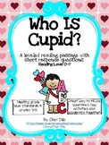 Valentines Day Guided Reading Passage- Cupid