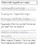 Valentines Day Handwriting Worksheets PALMER PRINT