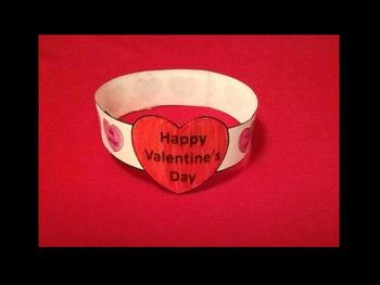 Valentine's Day Hat/Headband