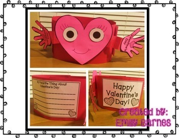 Valentine's Day Headband Craft Freebie