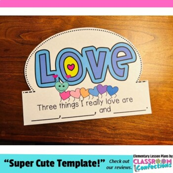 FREE Valentine's Day Headband Hat