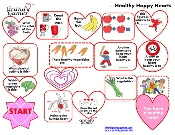 Valentine's Day - Healthy Happy Hearts