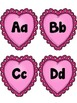 Valentine's Day - Heart Alphabet Header