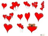 Valentine's Day Heart Clipart