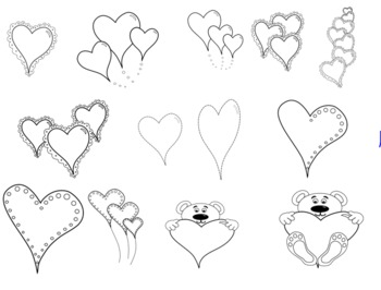 Valentine's Day Heart Clipart