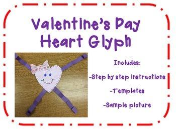 Valentine's Day Heart Glyph