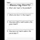 Valentine's Day Heart Measuring Activities / Worksheet