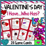 I Have Who Has Game, Valentine's Day
