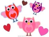 Valentines Day I Spy- Sight words