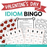 Valentine's Day Idiom Bingo - Common Core Aligned