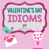Valentine's Day Idioms - Common Core Aligned