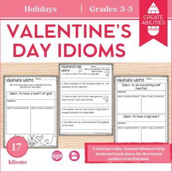 Valentine's Day Idioms