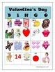 Valentine's Day Inference Bingo