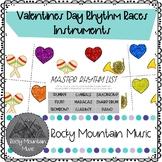 Valentines Day Instrument Races