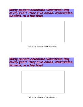 Valentines Day Interactive Reader!