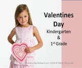 Valentine's Day (Kindergarten - 1st Grade)