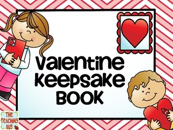 Valentine's Day Keepsake Book-Free