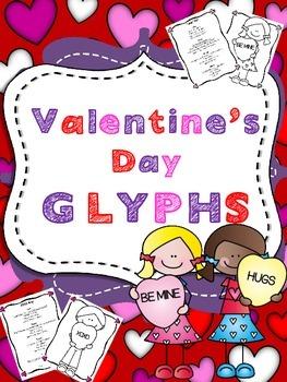 Valentine's Day *Kid* Glyphs