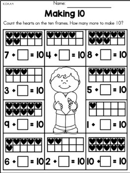 This is a graphic of Selective Preschool Maths Activities Printable