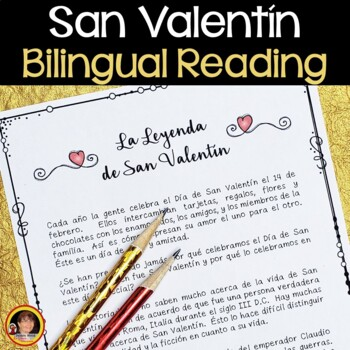 Spanish Valentine's Day