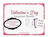Valentine's Day Language Bundle