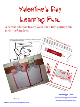 Valentines Day Learning Fun