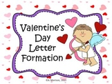 Valentine's Day Letter Formation Pack - Handwriting Made Fun!