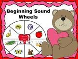 Valentine's Day Letter to Sound Alphabet Match