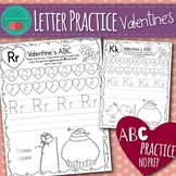 Valentines Day Letter Practice