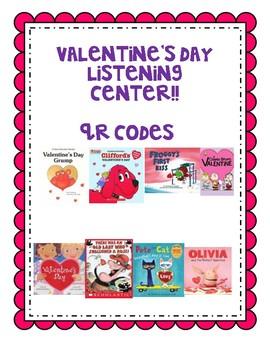 Valentines Day Listening Center