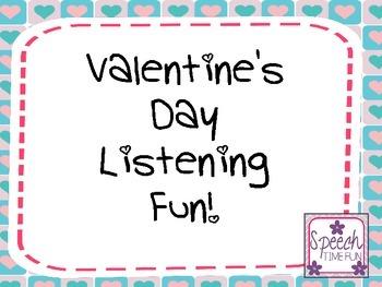 Valentine's Day Listening