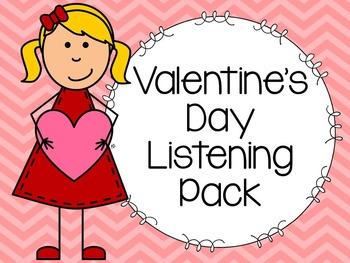 Valentine's Day Listening Pack