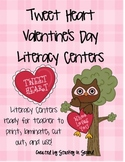 Valentine's Day Literacy Centers (10 centers!!!!!!)
