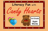 Valentine's Day Literacy Fun with Candy Hearts - 3rd Grade