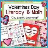 Valentines Day Literacy & Math ~ Oh, Lovely Learning!