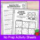 Valentine's Day Activities: Valentine's Day Literacy Puzzles