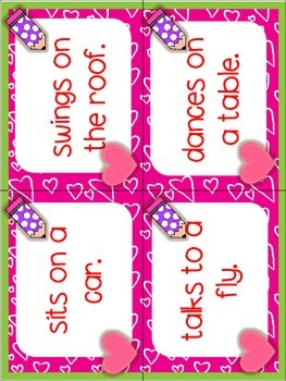 Valentines Day Literacy Stations (7 Stations - 5 Story Response Forms)
